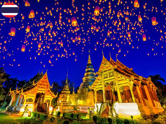 泰国个人旅游签证【上海领区】