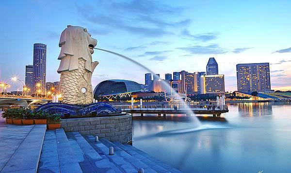 新加坡个人旅游签证电子签【北京领区】
